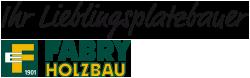 Logo Fabry Holzbau