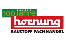 Logo Hornung Baustoffe