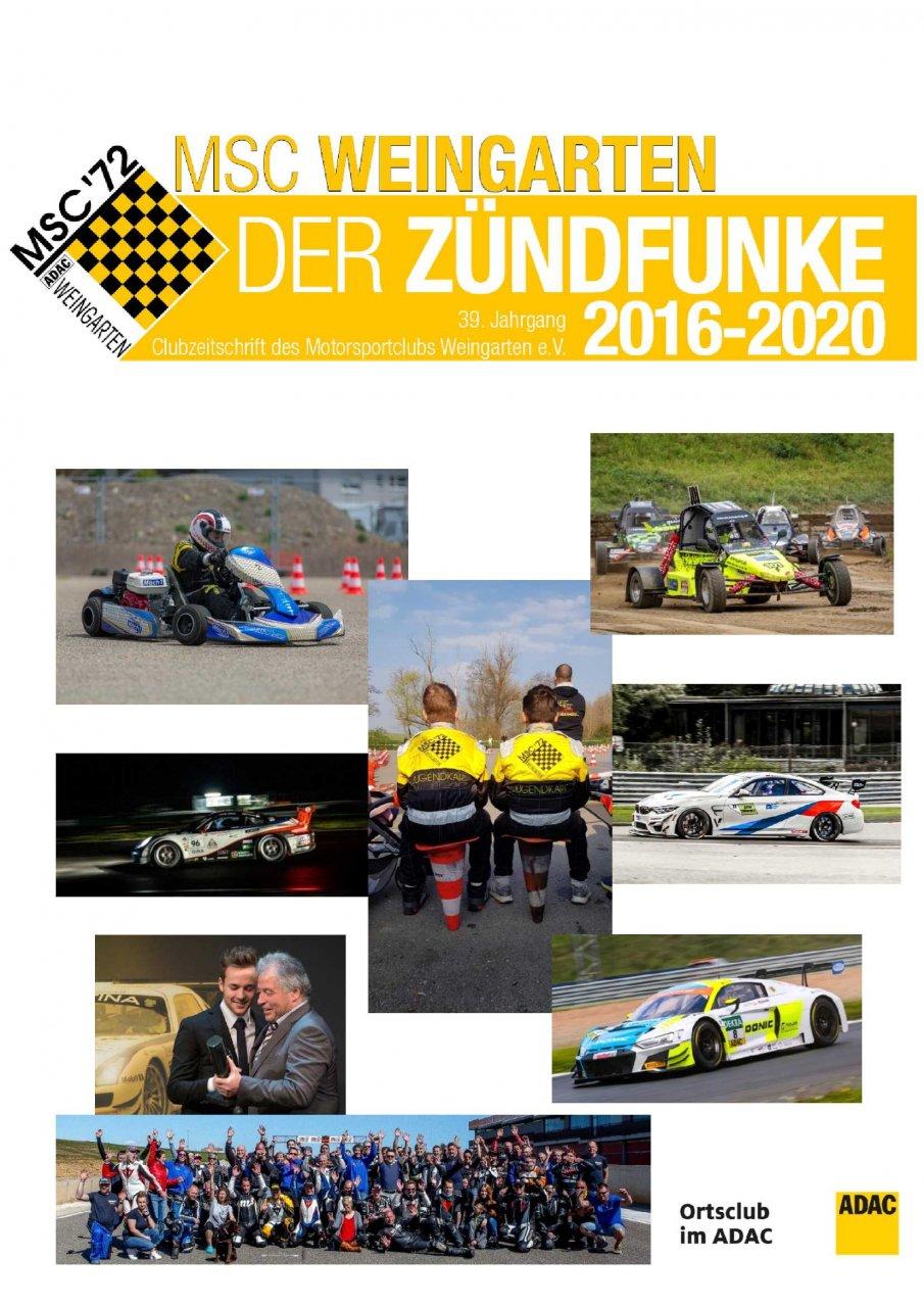 2016-2020 Deckblatt